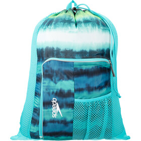 speedo Deluxe Ventilator Bag 35l blue/turquoise